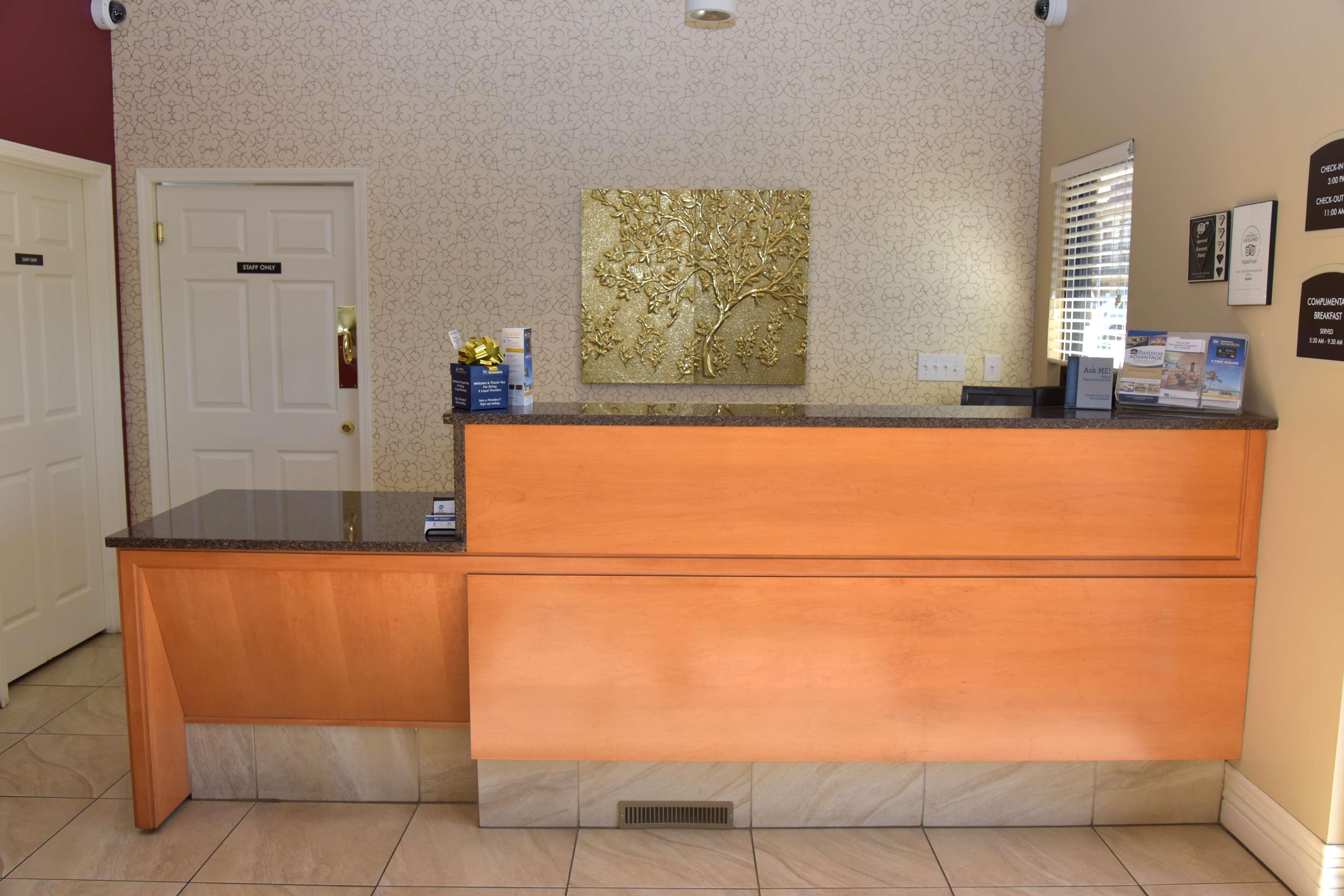 Best Western Winchester Hotel image 6