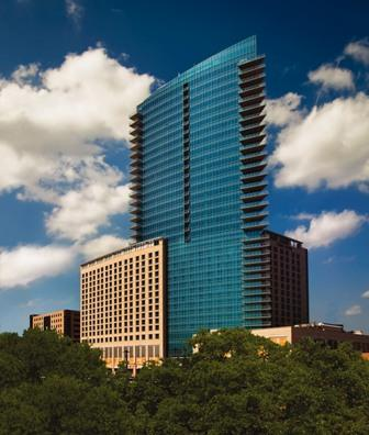 Omni Fort Worth is conveniently located in the heart of Fort Worth's exciting downtown.