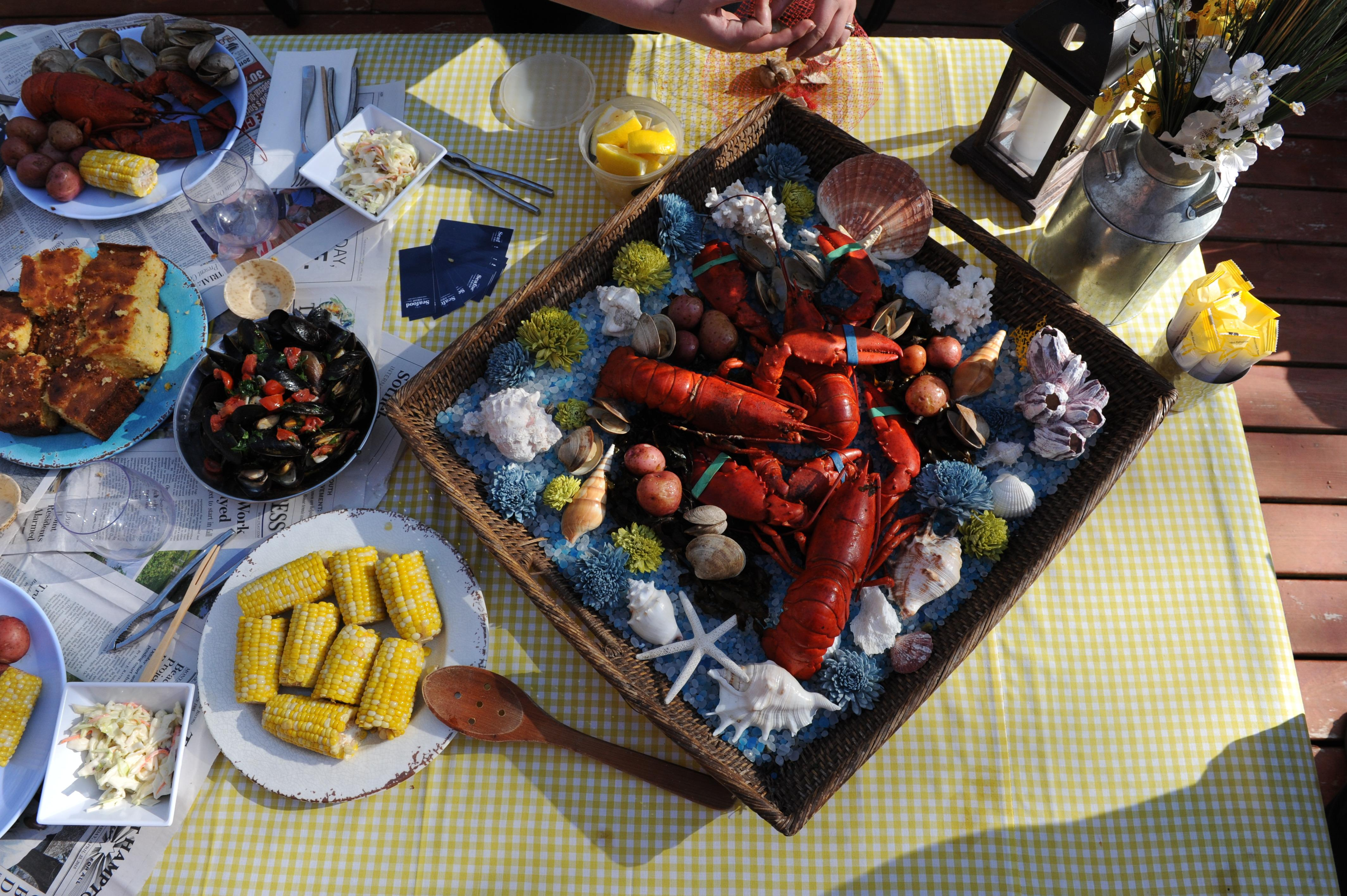 The Seafood Shop Catering image 3