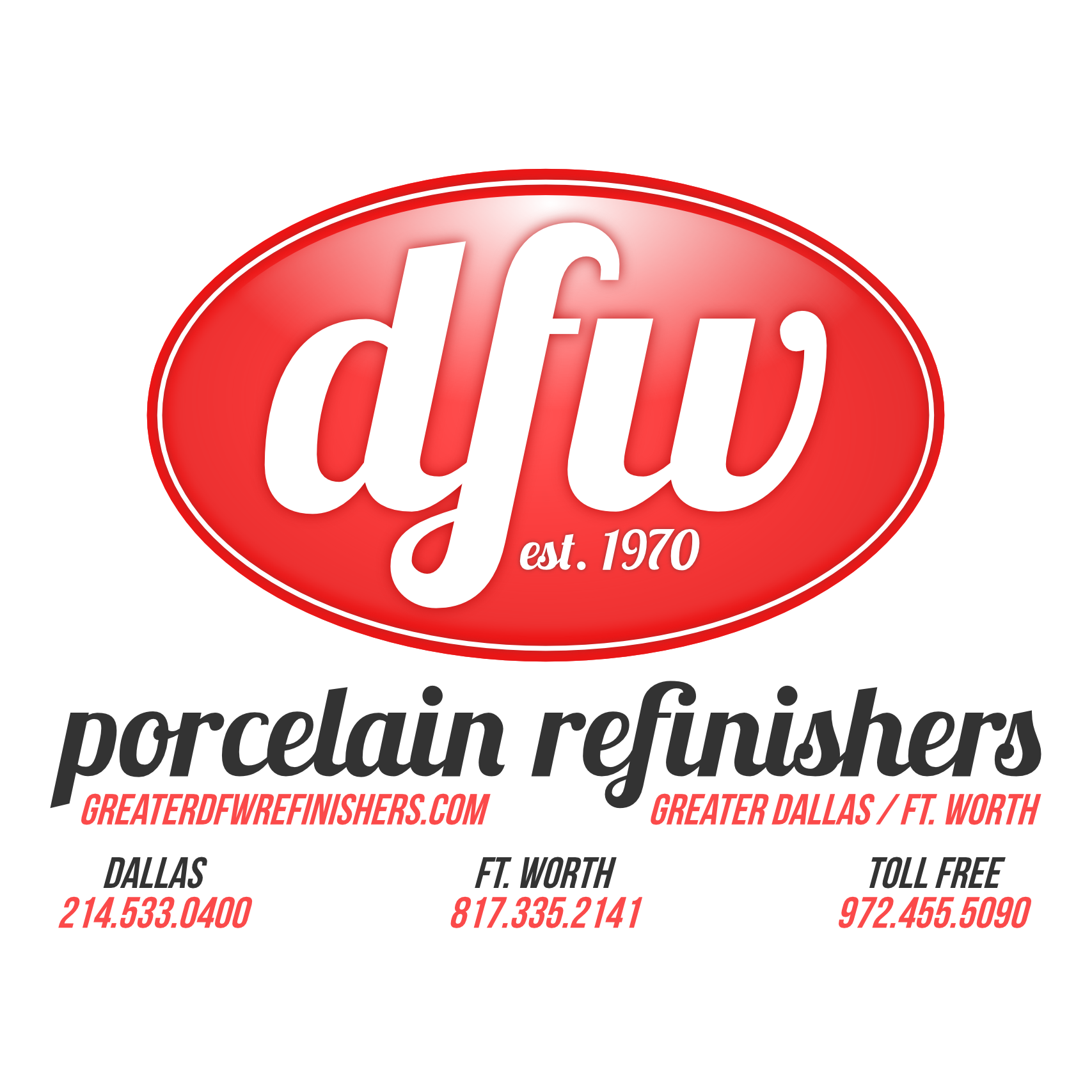 Greater DFW Refinishers