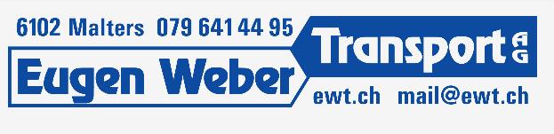 Eugen Weber Transport AG