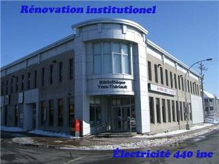 Electricité 440 inc à Laval