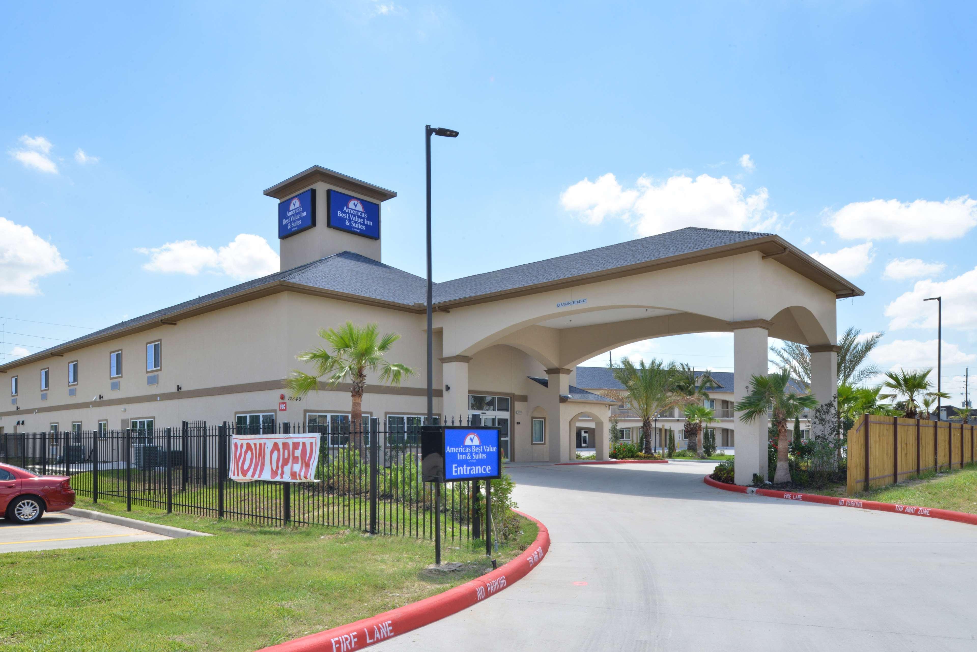 Americas Best Value Inn  U0026 Suites    Houston Nw At 12349 Fm