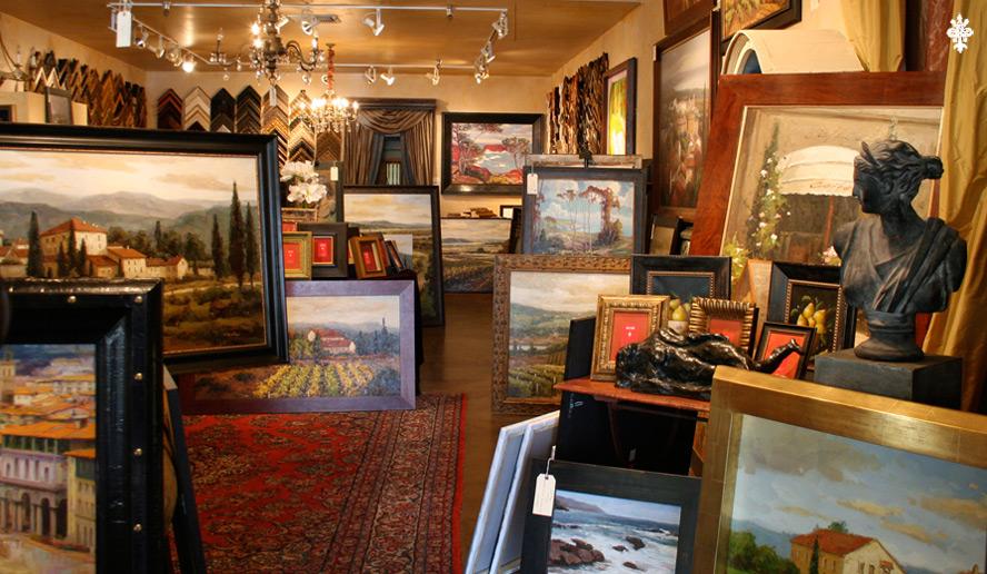 Scene Gallery