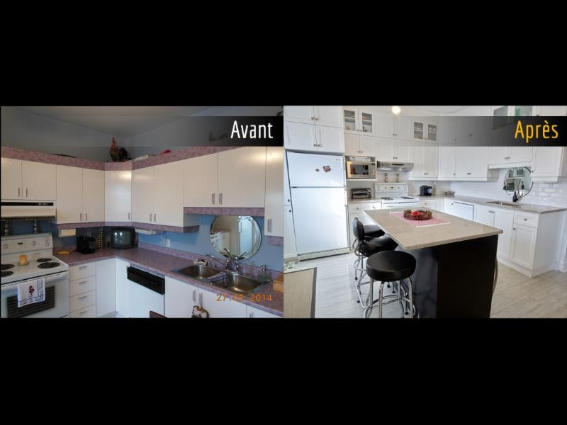 Rénovation CSR à Laval