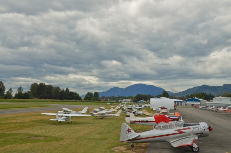 Firkus Aircraft Inc in Chilliwack