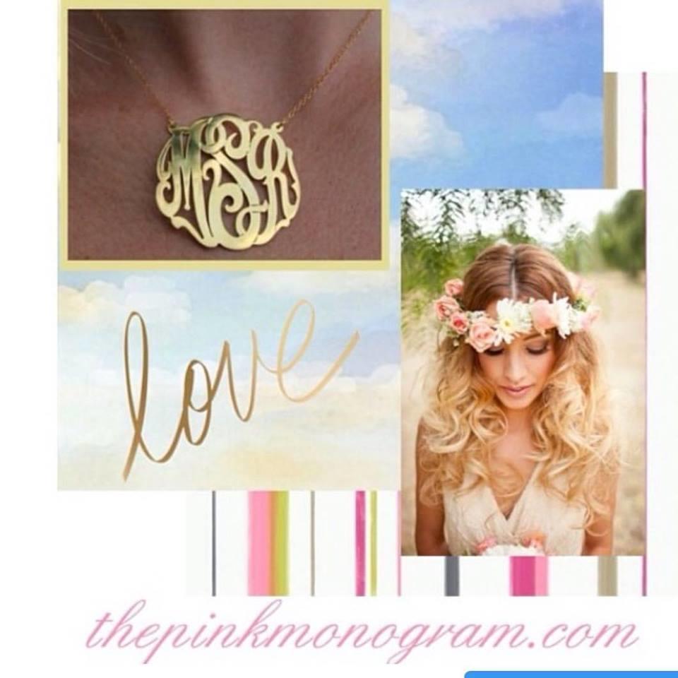 The Pink Monogram image 3