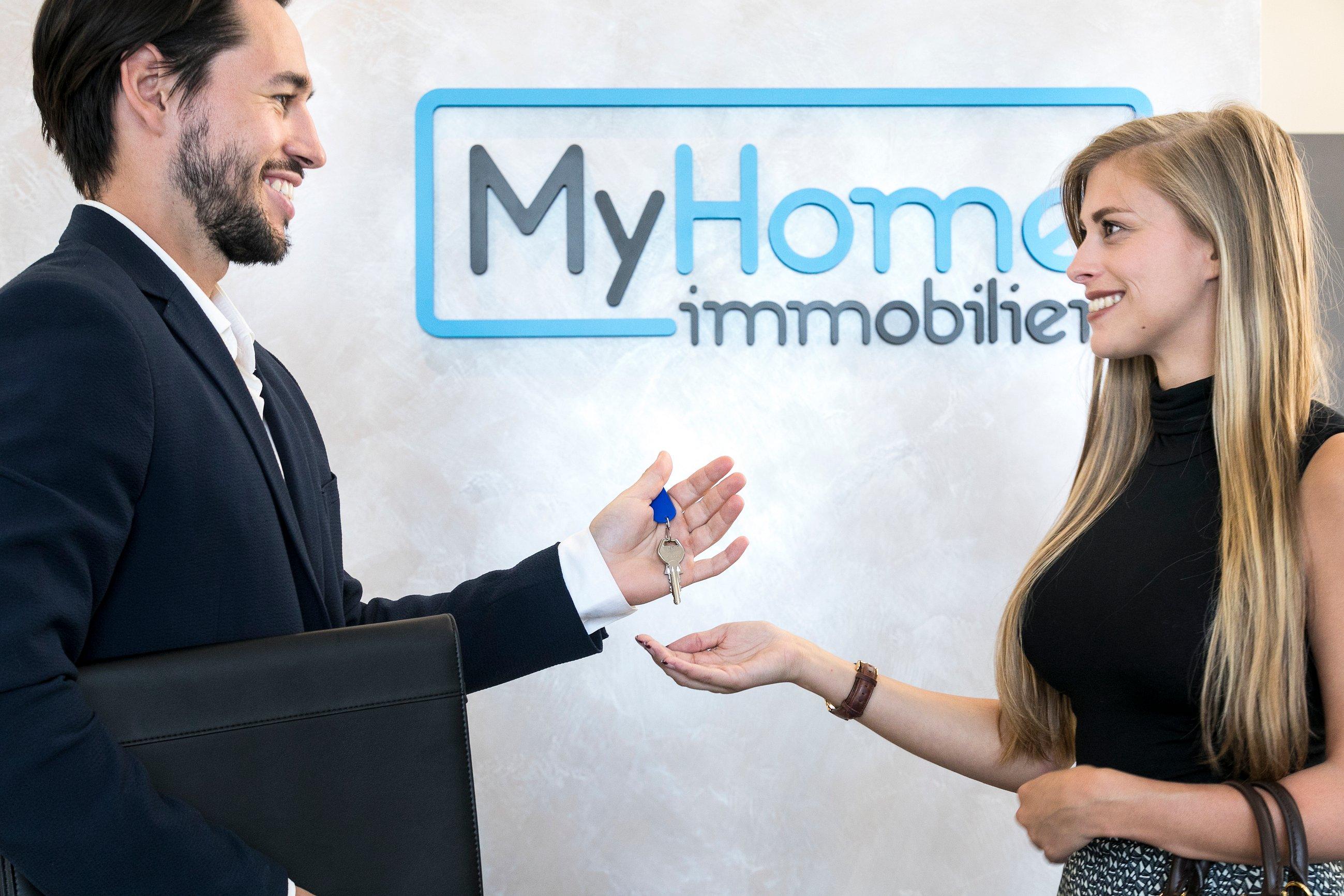 MyHome Immobilier JCM SA