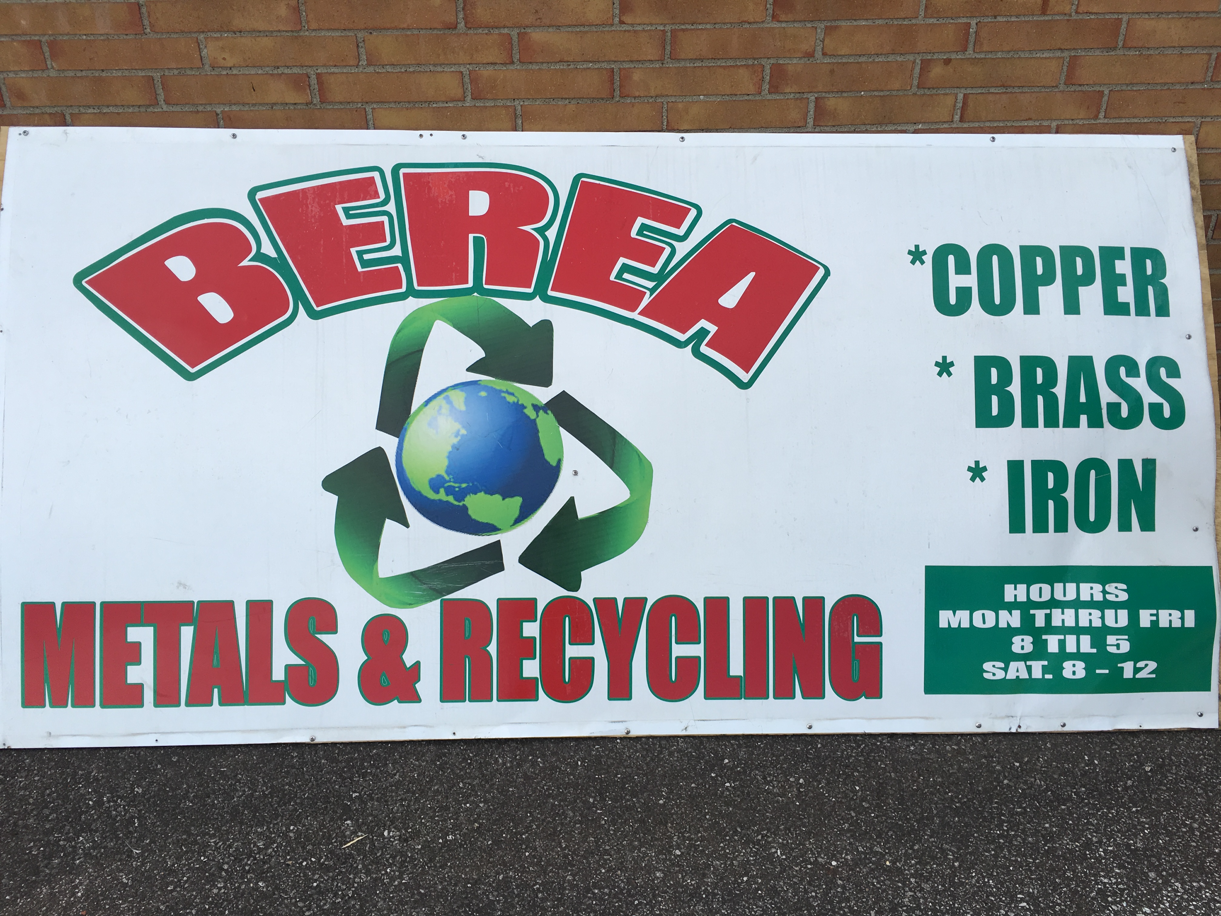 Berea Metals and Recycling