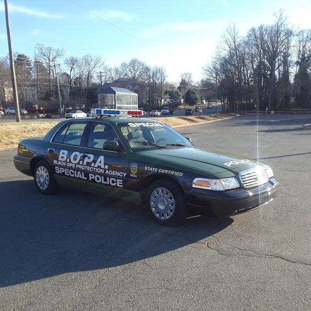 Black Ops Protection Agency LLC - Special Police / Public Safety / Security Enforcement image 0