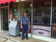 Auto repair shop, Nashville, TN 37220