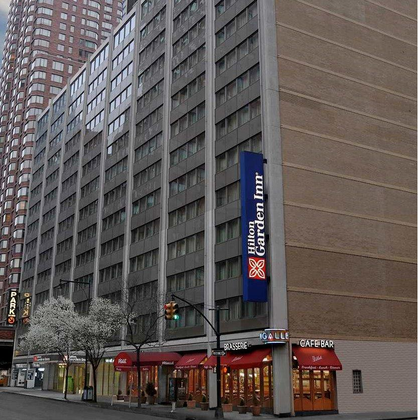 Hilton garden inn times square 790 eighth avenue new york ny hotels motels mapquest for Directions to the hilton garden inn