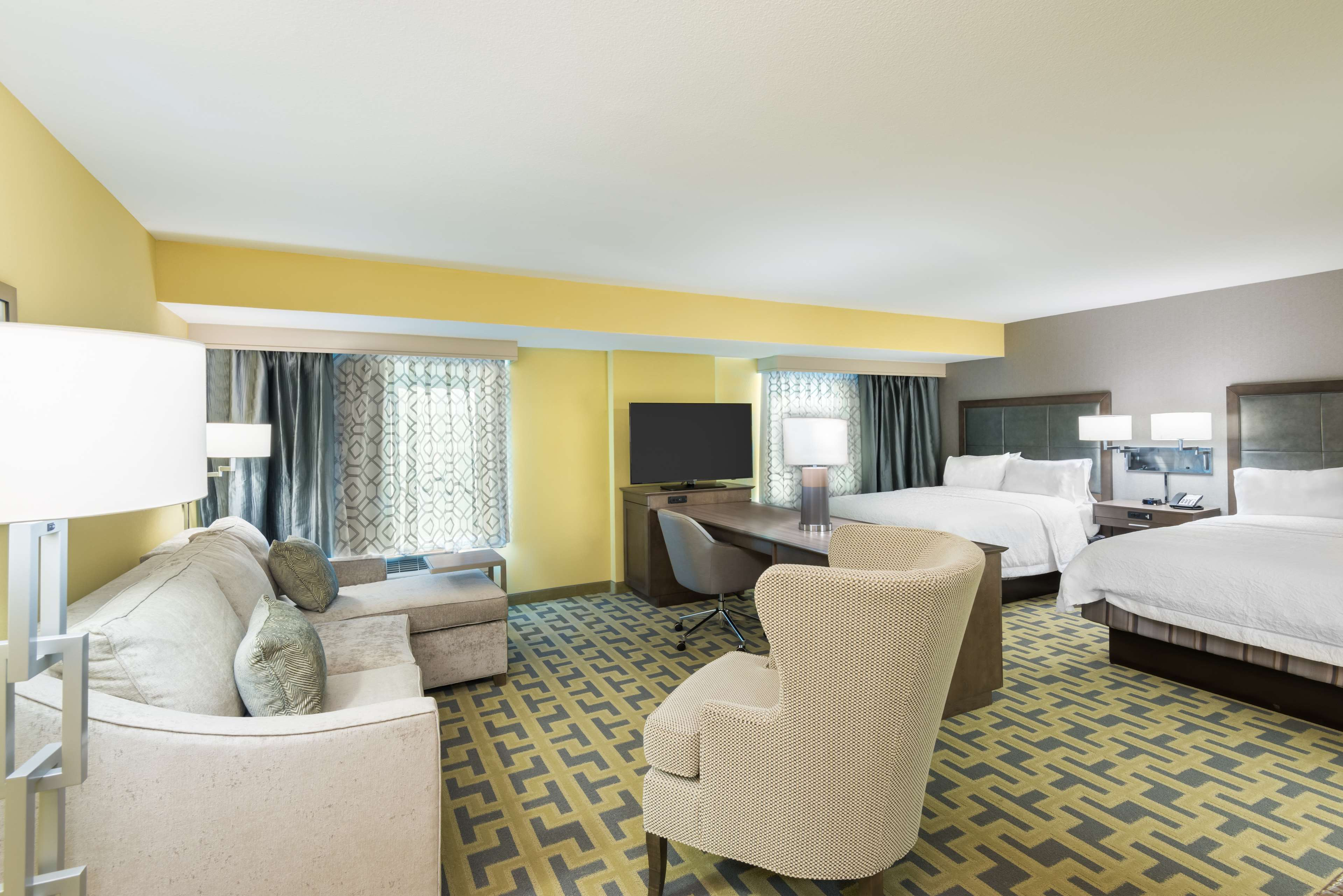 Hampton Inn & Suites Tampa Airport Avion Park Westshore image 21