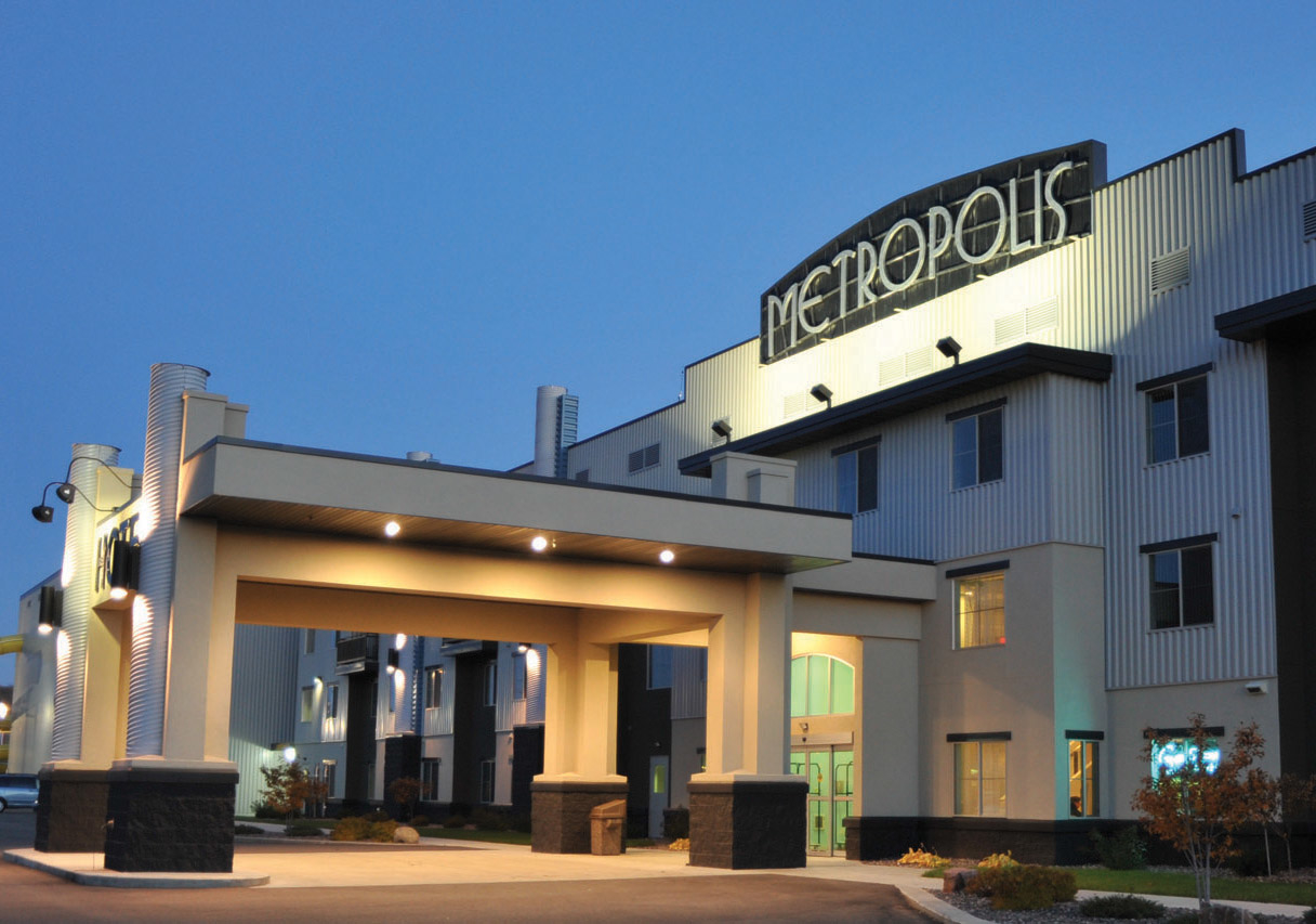 Metropolis casino coupons