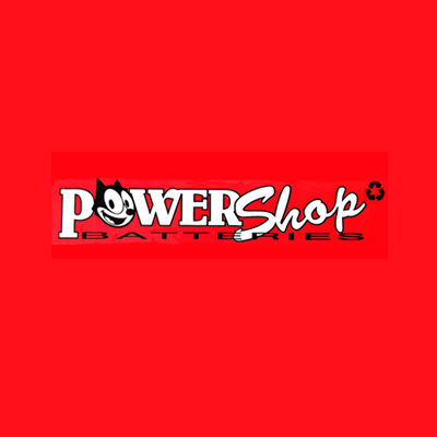 Power Shop Batteries