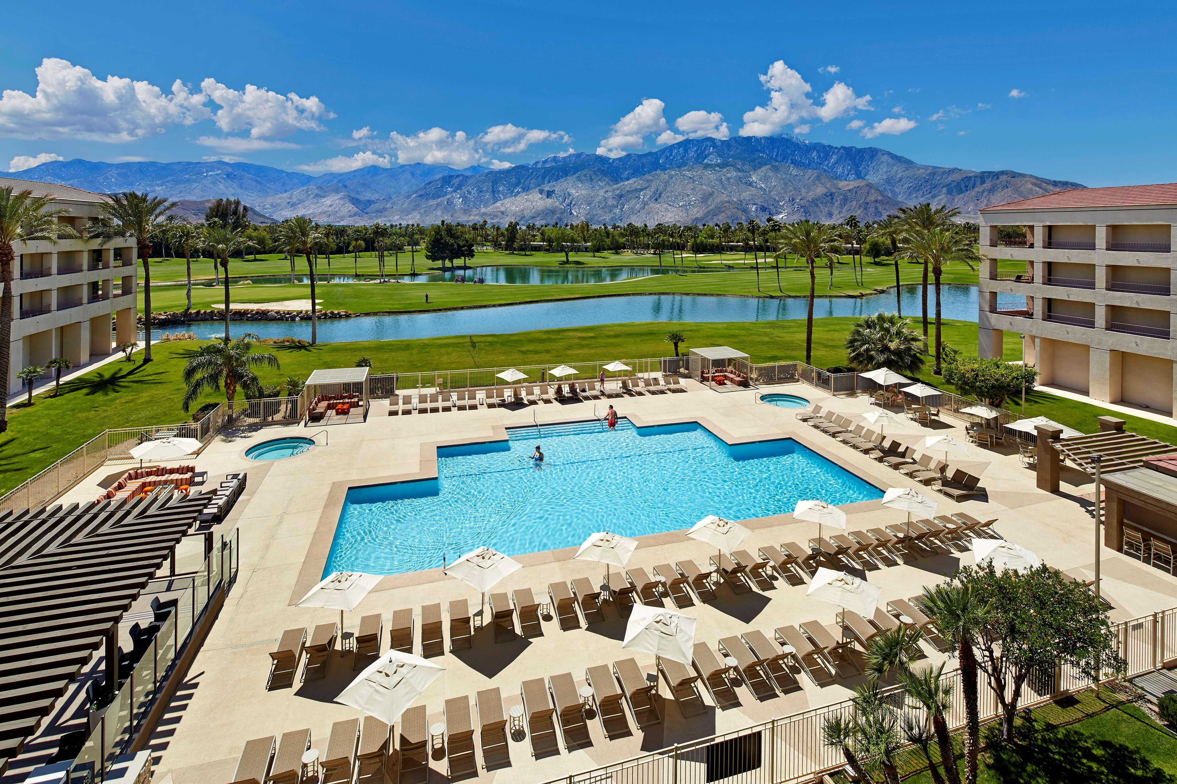 DoubleTree by Hilton Hotel Golf Resort Palm Springs image 12
