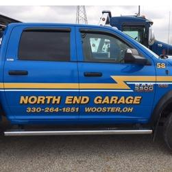 North End Garage - Wooster, OH - Auto Towing & Wrecking