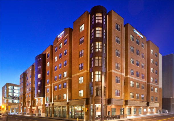 Residence Inn by Marriott Syracuse Downtown at Armory Square image 0