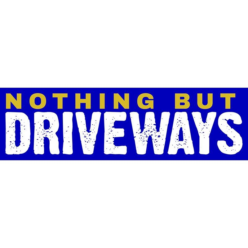 Nothing But Driveways