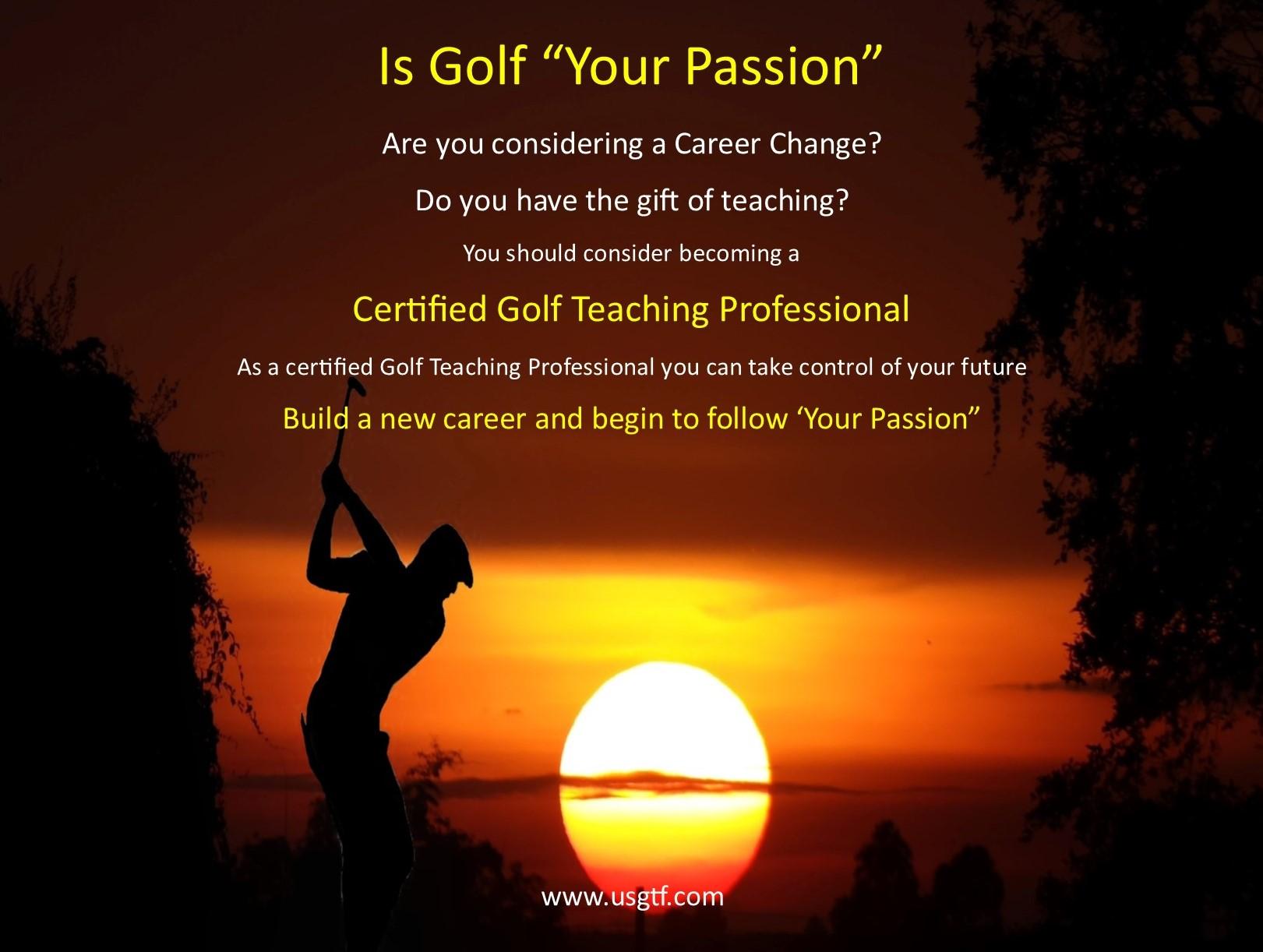 United States Golf Teachers Federation image 3