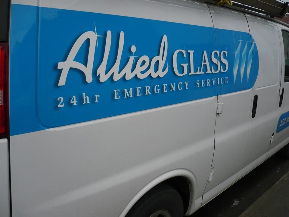 Allied Glass & Aluminum Products Ltd in Victoria
