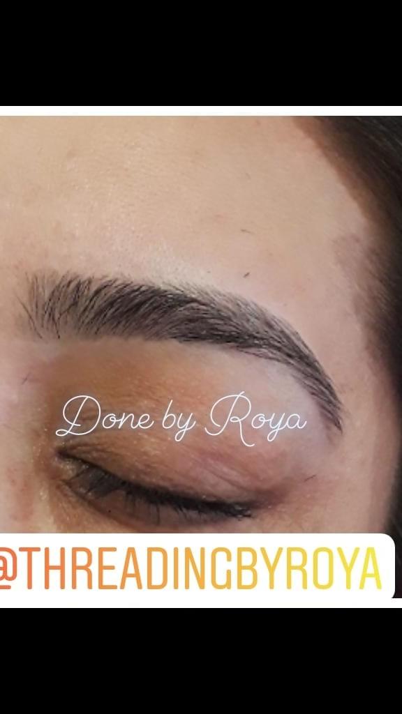 Roya Eyebrows Threading image 8