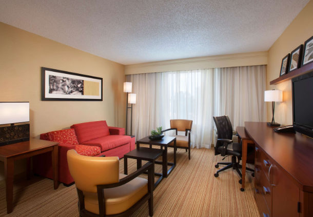 Courtyard by Marriott Orlando Downtown image 6