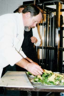 Terry Swenson - Chef/Owner