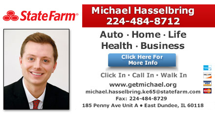 Michael Hasselbring - State Farm Insurance Agent image 0