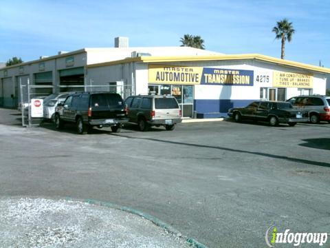 Master Automotive Centers image 1
