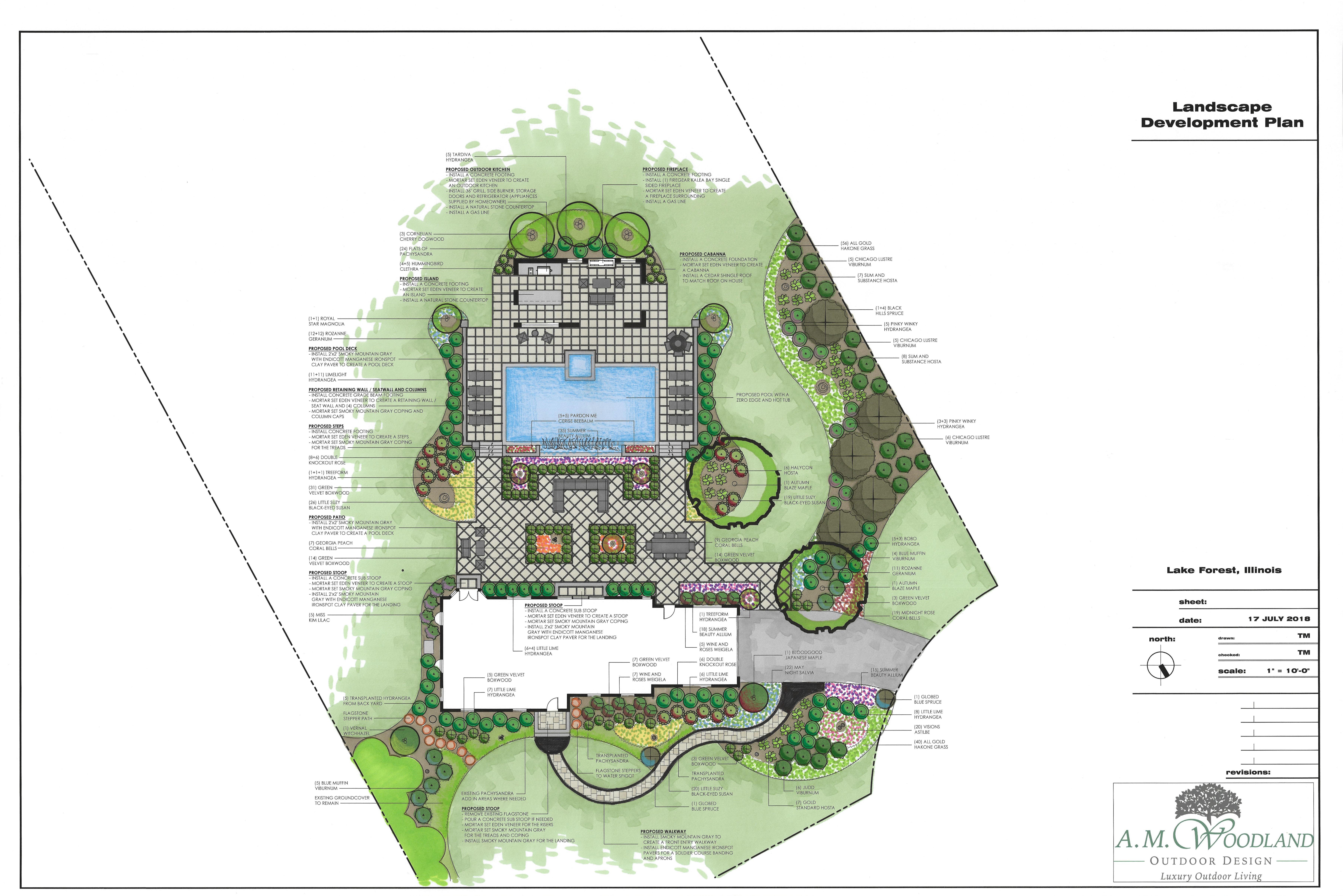 A.M. Woodland Outdoor Design