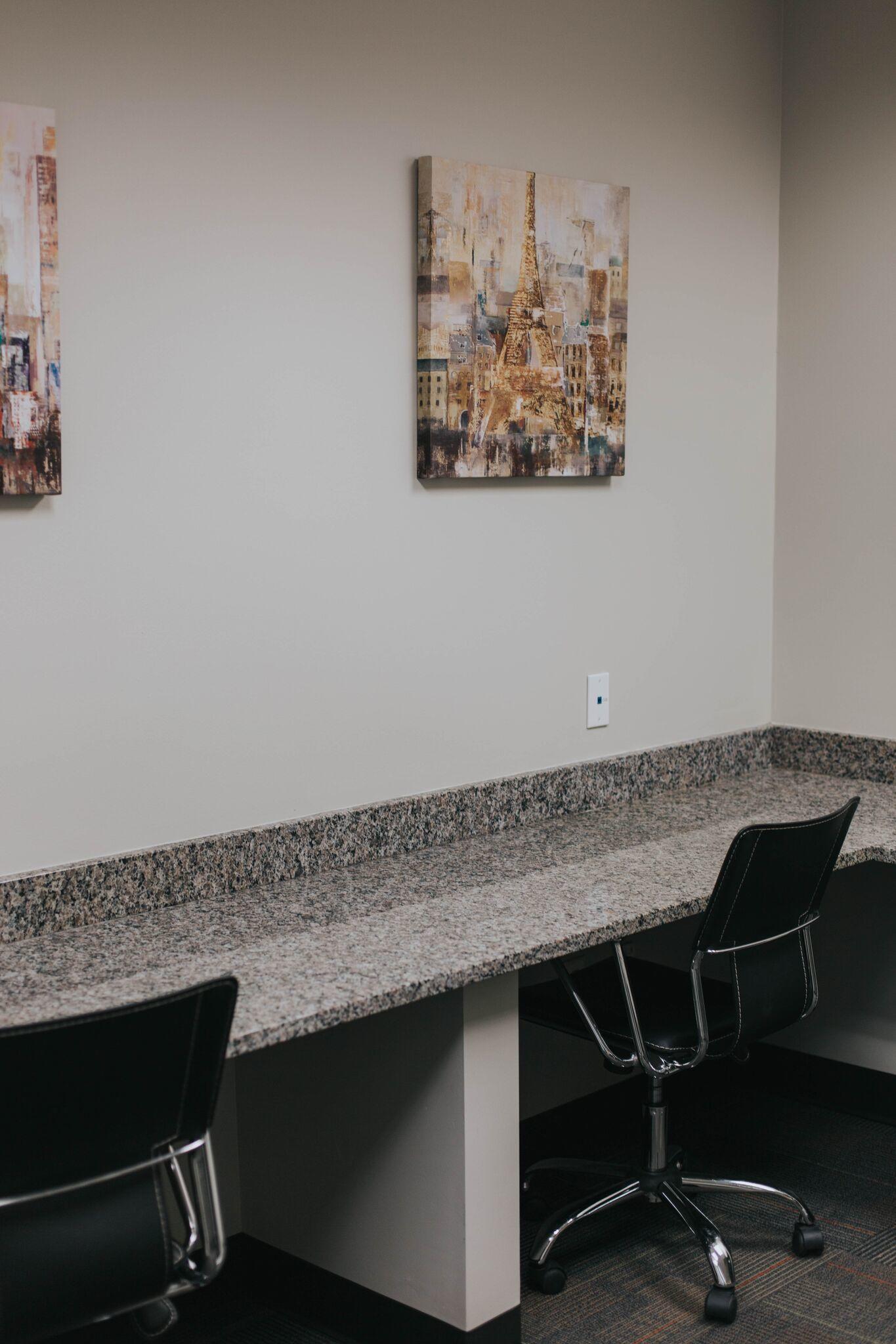 Executive Workspace image 1