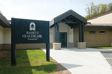 Bassett Health Center Stamford image 0