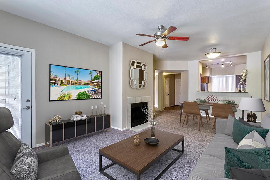 Camden Montierra Apartments image 4