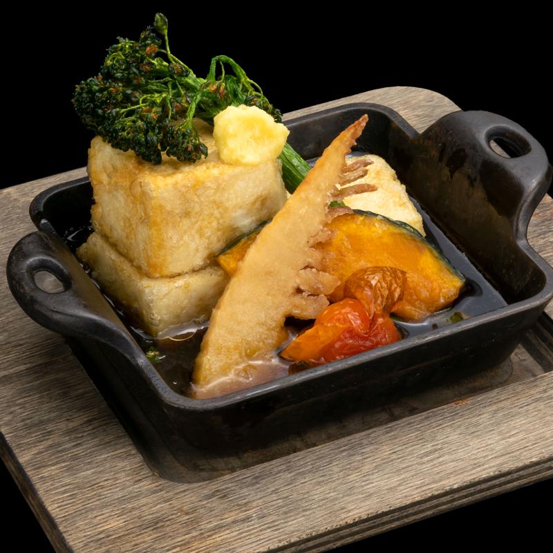 Click to expand image of Agedashi Tofu