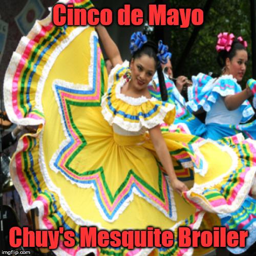 Chuy's Mesquite Broiler - Marana