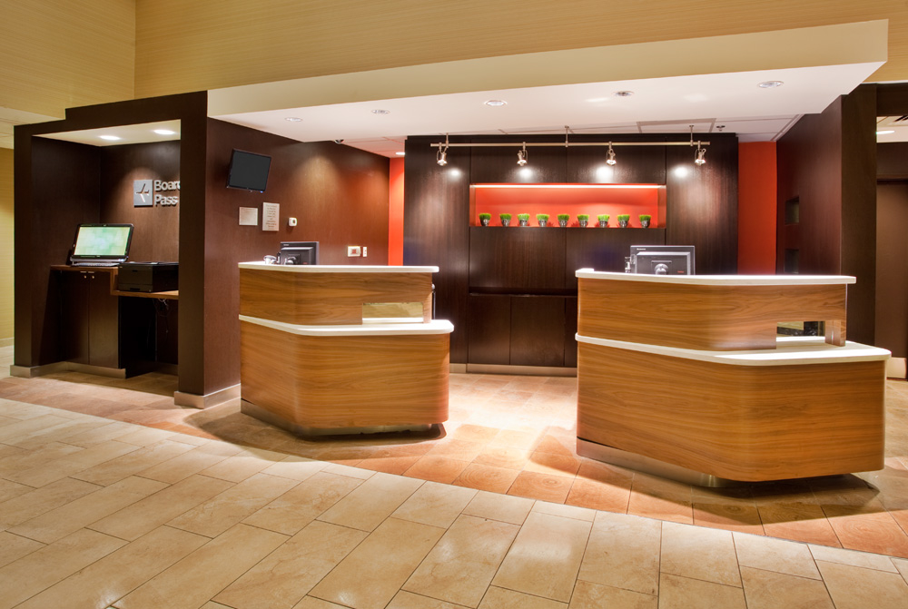 Courtyard by Marriott Salt Lake City Airport image 11