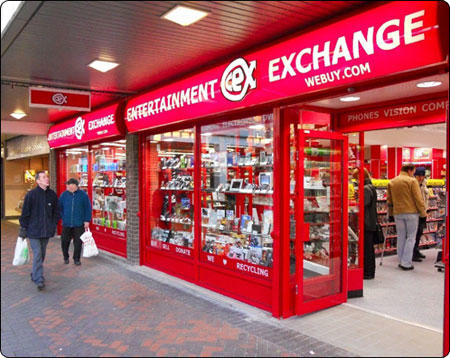 Cex In Heywood Lancashire Mobile Phone Shops Uk