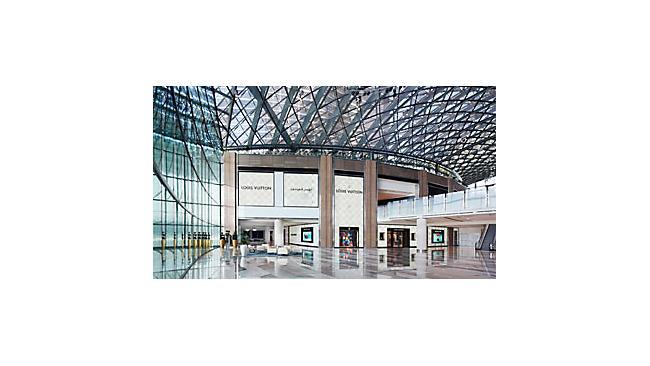 Louis Vuitton Abu Dhabi Galleria Mall