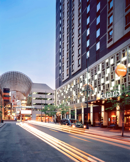 Hilton Hotels Company: A DoubleTree By Hilton Hotel In Denver