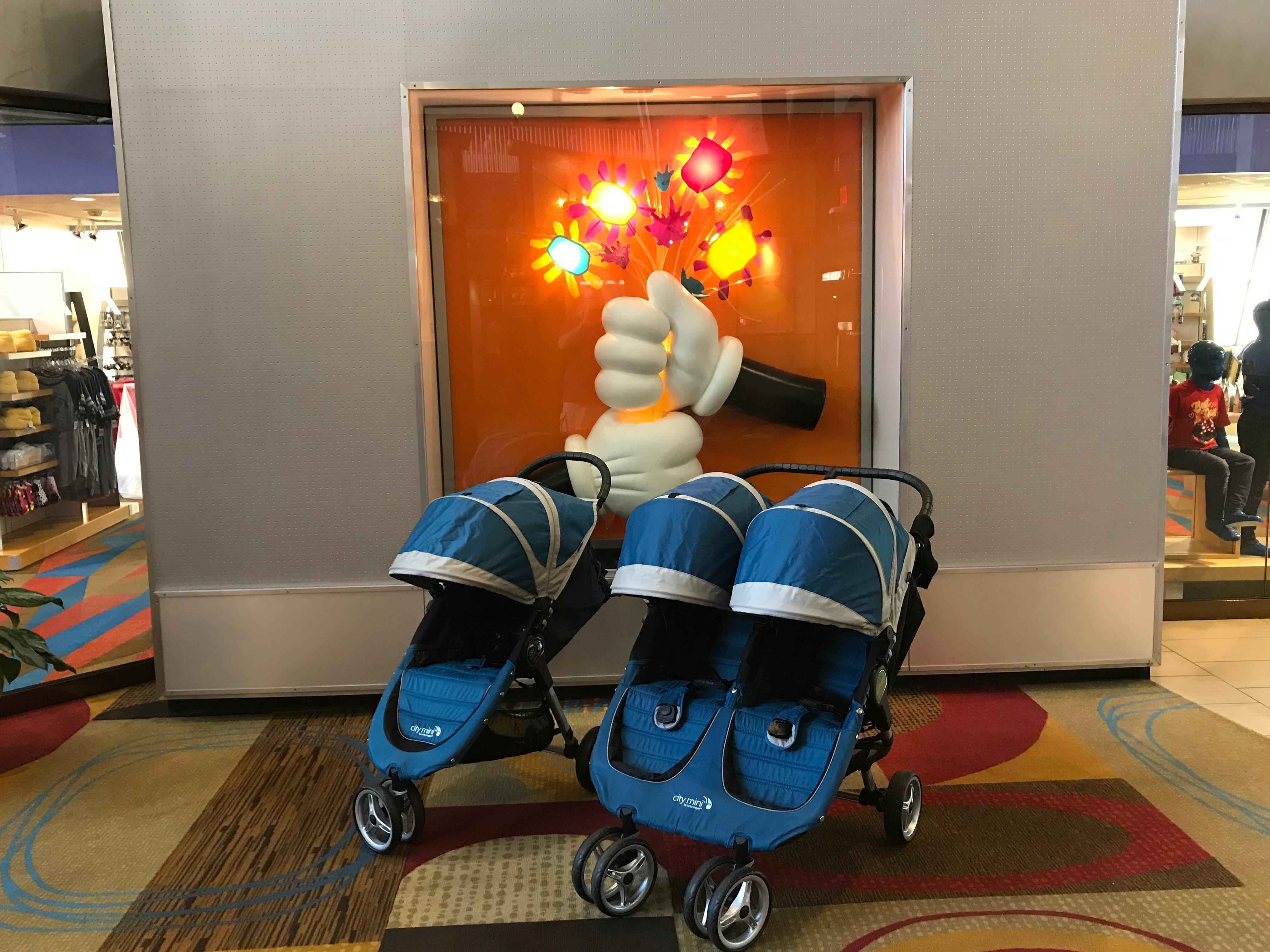 Stroller Rentals Disney image 79