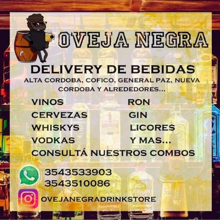 Oveja Negra Drink Store