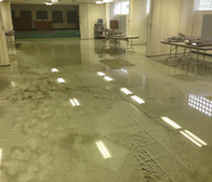 Water damage to this cafeteria in a Colorado Springs school created the need to summon SERVPRO of Northern Colorado Springs / Tri-Lakes. We dispatched a crew immediately, and they arrived within the hour and began the water removal process. The drying process began shortly after that and was monitored closely by our staff using high-tech devices to determine when the area was sufficiently dried.
