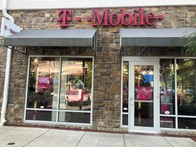 Exterior photo of T-Mobile Store at Rhode Island & Reed St, Washington, DC
