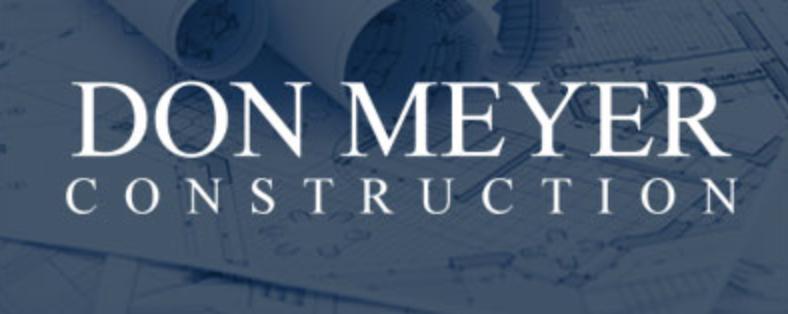 Don Meyer Construction