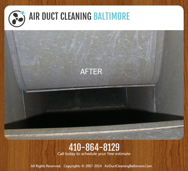 Air Duct Cleaning Baltimore In Baltimore Md 21202