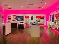 Interior photo of T-Mobile Store at Ridgedale Mall 3, Minnetonka, MN