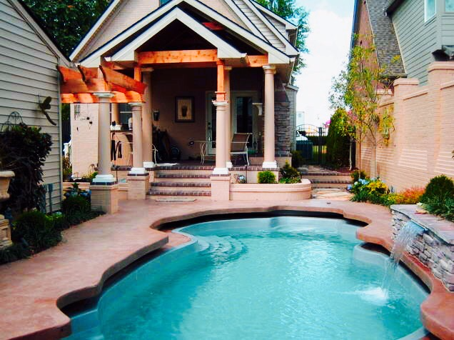 Backyard fun pools inc coupons near me in frankfort for Pool showrooms near me