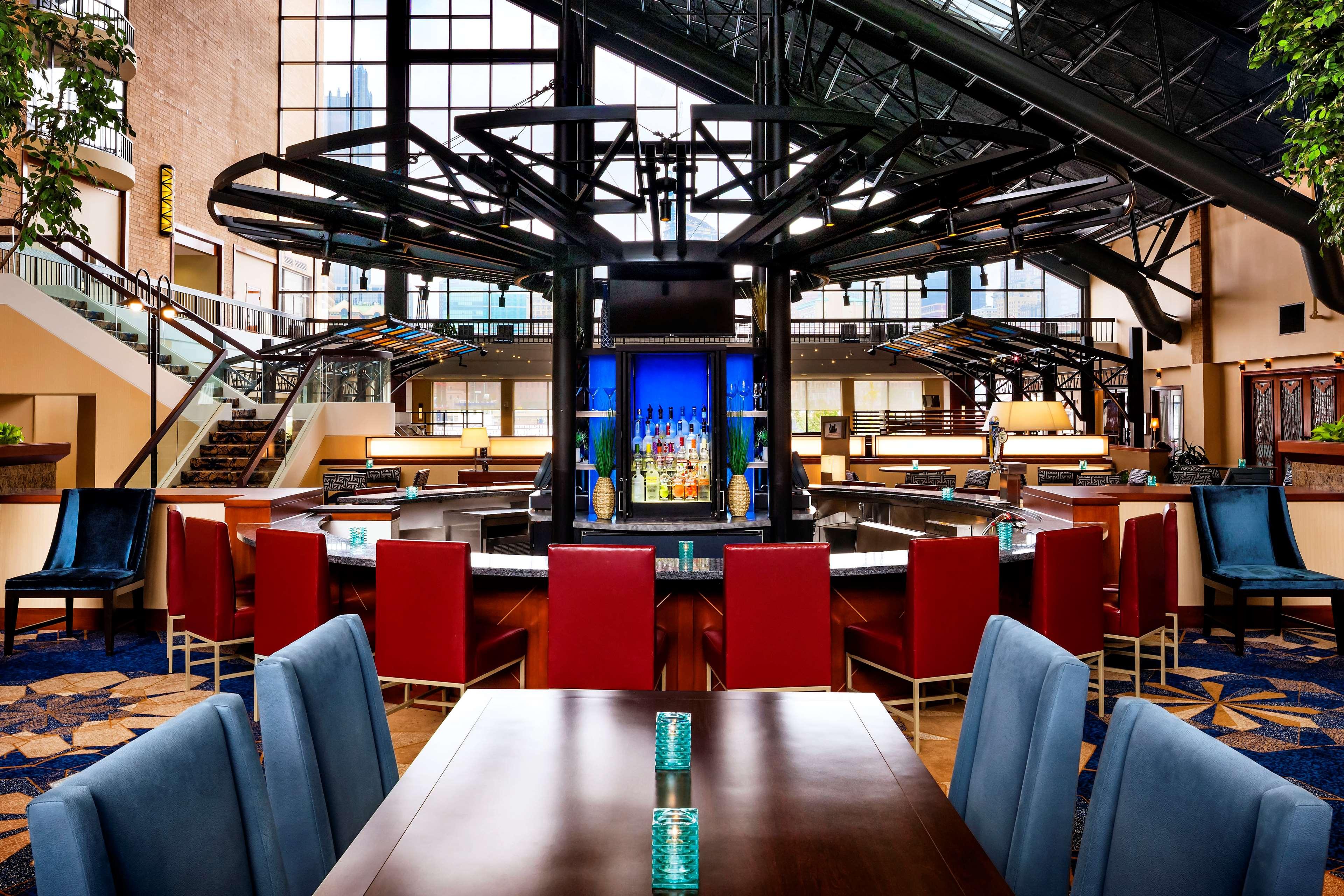 Sheraton Pittsburgh Hotel at Station Square image 4