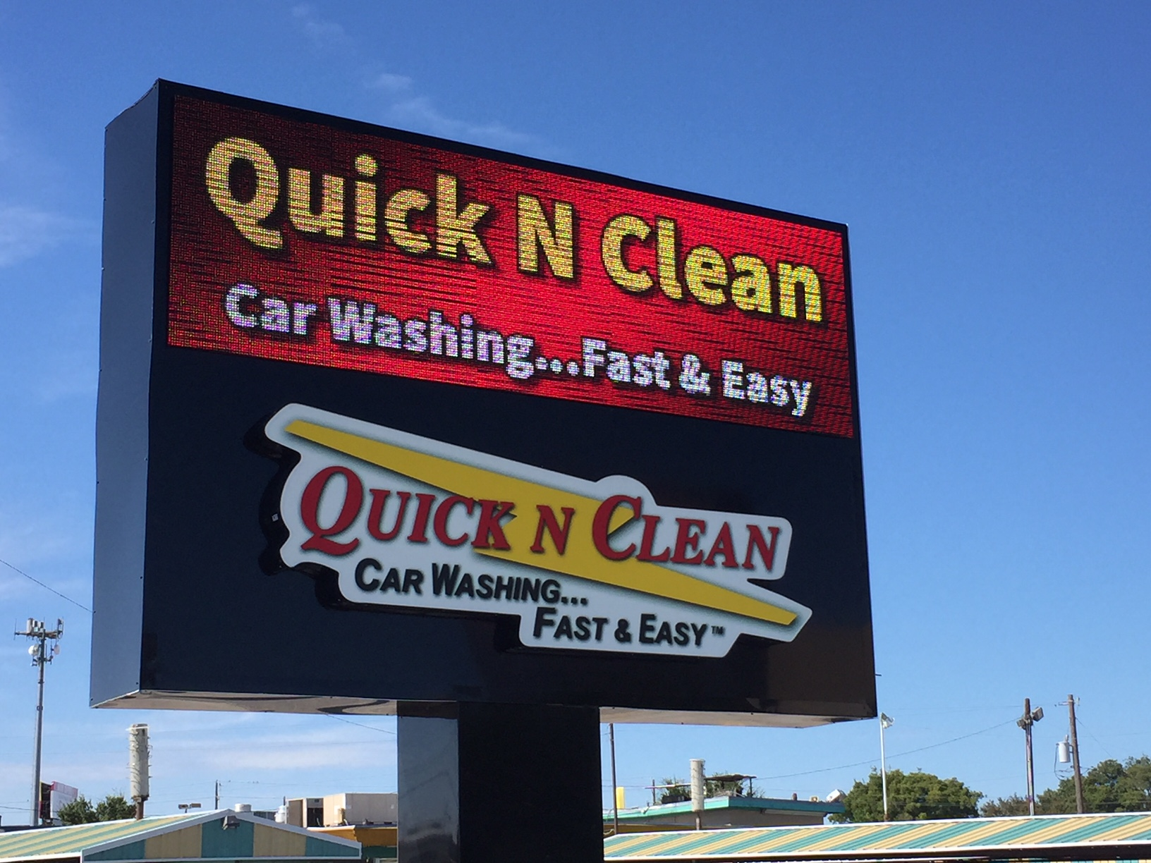 Quick N Clean Car Wash - DALLAS TX  - GRAND OPENING!